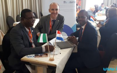 iCRA in Nigeria with Dutch Trade Mission