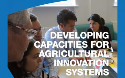 Developing Capacities for Agricultural Innovation Systems
